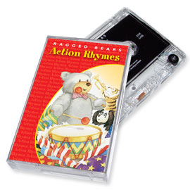 Action Rhymes tape