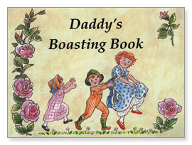 Daddy's Boasting Book LGY
