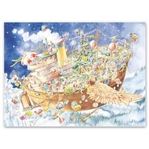 Flying-Boatmice-Advent-Calendar