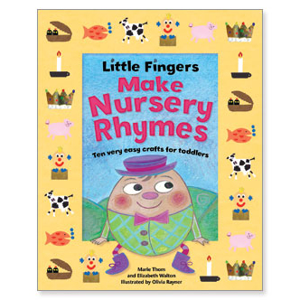 Little Fingers Make Nursery Rhymes
