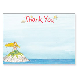 Mermaid-thankyou-card