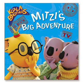 Koala Brothers - Mitzi's Big Adventure
