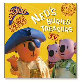 Koala Brothers - Ned's Buried Treasure
