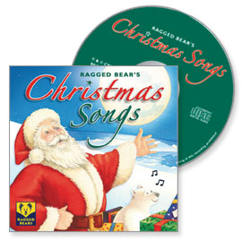 Ragged Bear's Christmas Songs CD