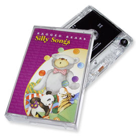 Silly Songs Tape