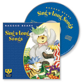 Sing-a-long Songs CD