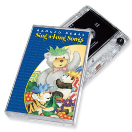 Sing-a-long Songs Tape