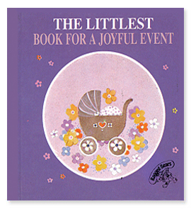 The Littlest Book for a Joyful Event