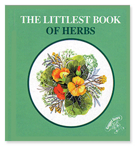 The Littlest Book of Herbs