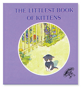 The Littlest Book of Kittens