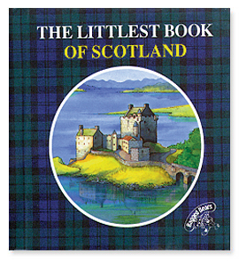 The Littlest Book of Scotland