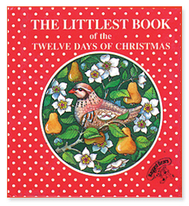 The Littlest Book of the Twelve Days of Christmas