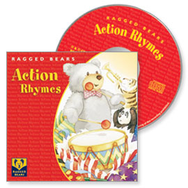 Action Rhymes CD