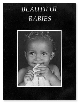 Beautiful Babies Boasting Book DE