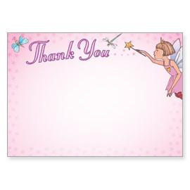 Fairy-thankyou-card