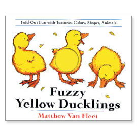 Fuzzy Yellow Ducklings