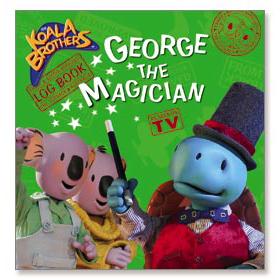 Koala brothers - George the Magician