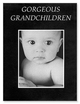 Georgeous Grandchildren Boasting Book DE