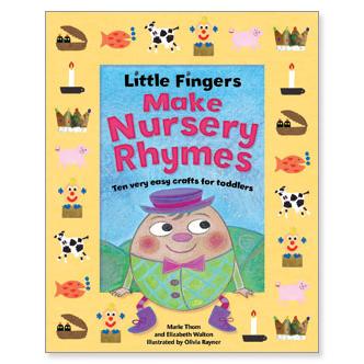 Little Fingers Make Nursery Rhymes