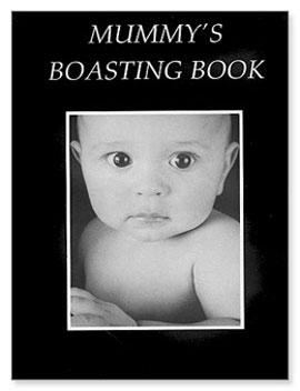 Mummy's Boasting Book DE
