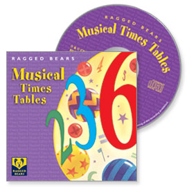 Musical Times Tables CD