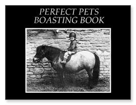 Perfect Pets Boasting Book DE