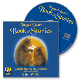 Ragged Bear's Book of Stories Double CD