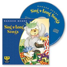 Sing-a-long Songs CD