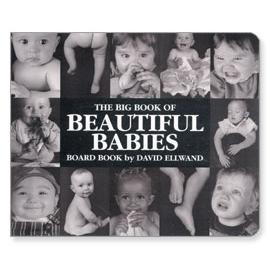 The Big Book of Beautiful Babies Board Book
