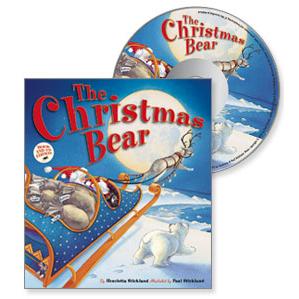 The Christmas Bear PB & CD