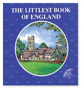 The Littlest Book of England