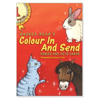 colour-send-ponies-pets-cards
